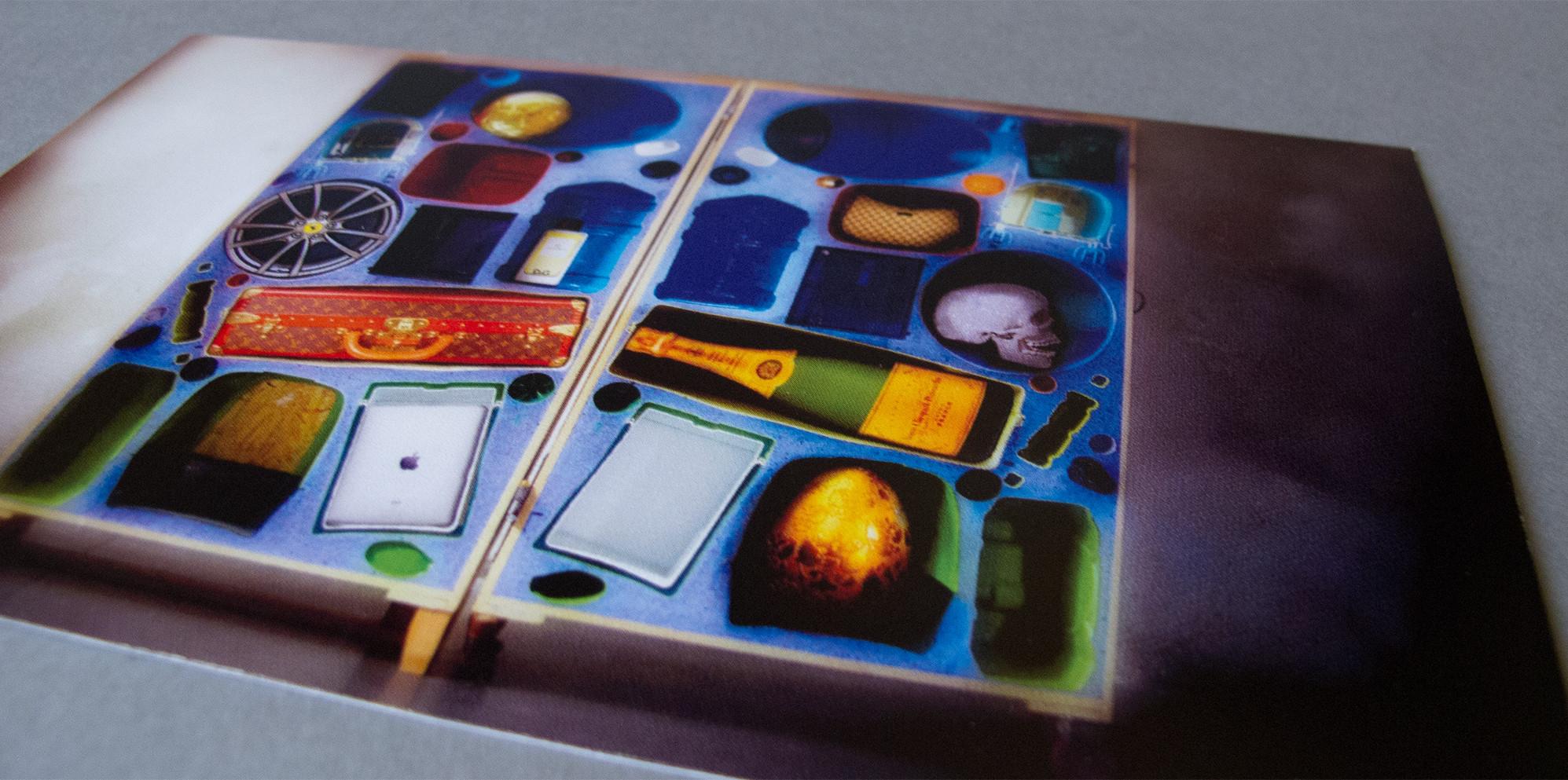 Postcards The Dark Side Of Design Droog Design