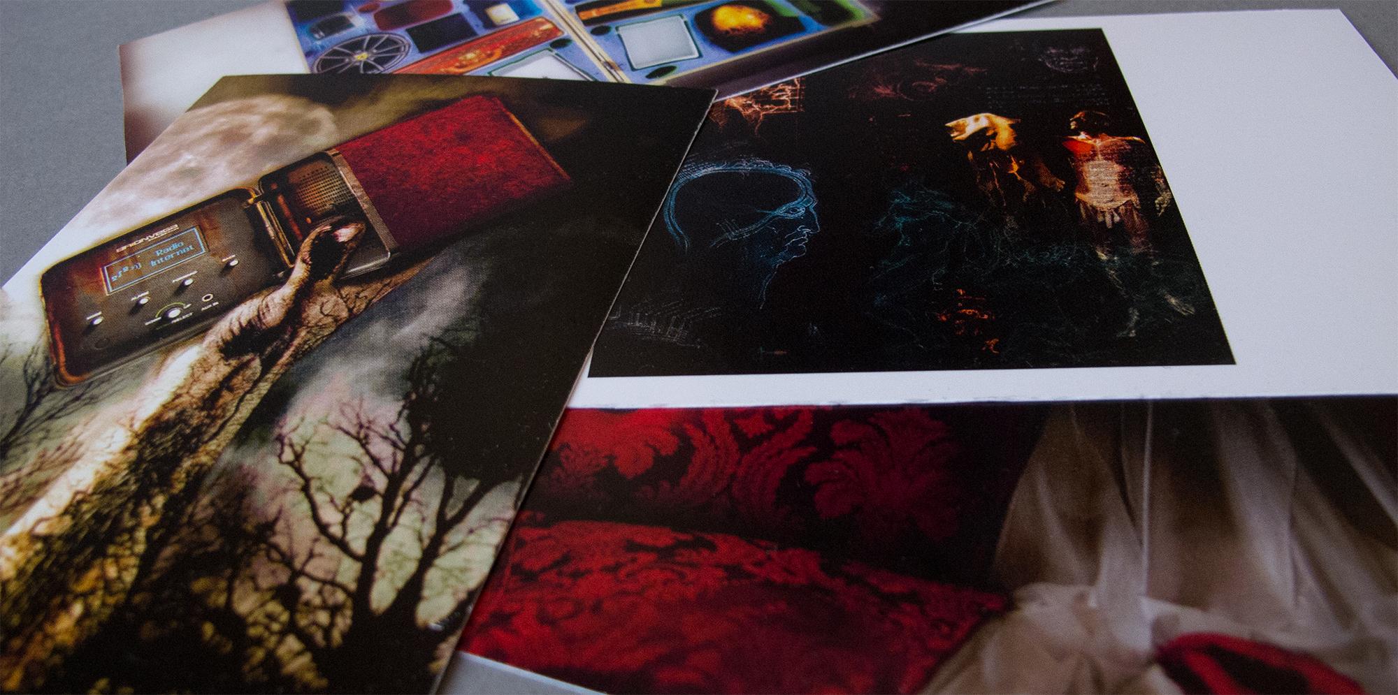 Postcards The Dark Side Of Design Overview