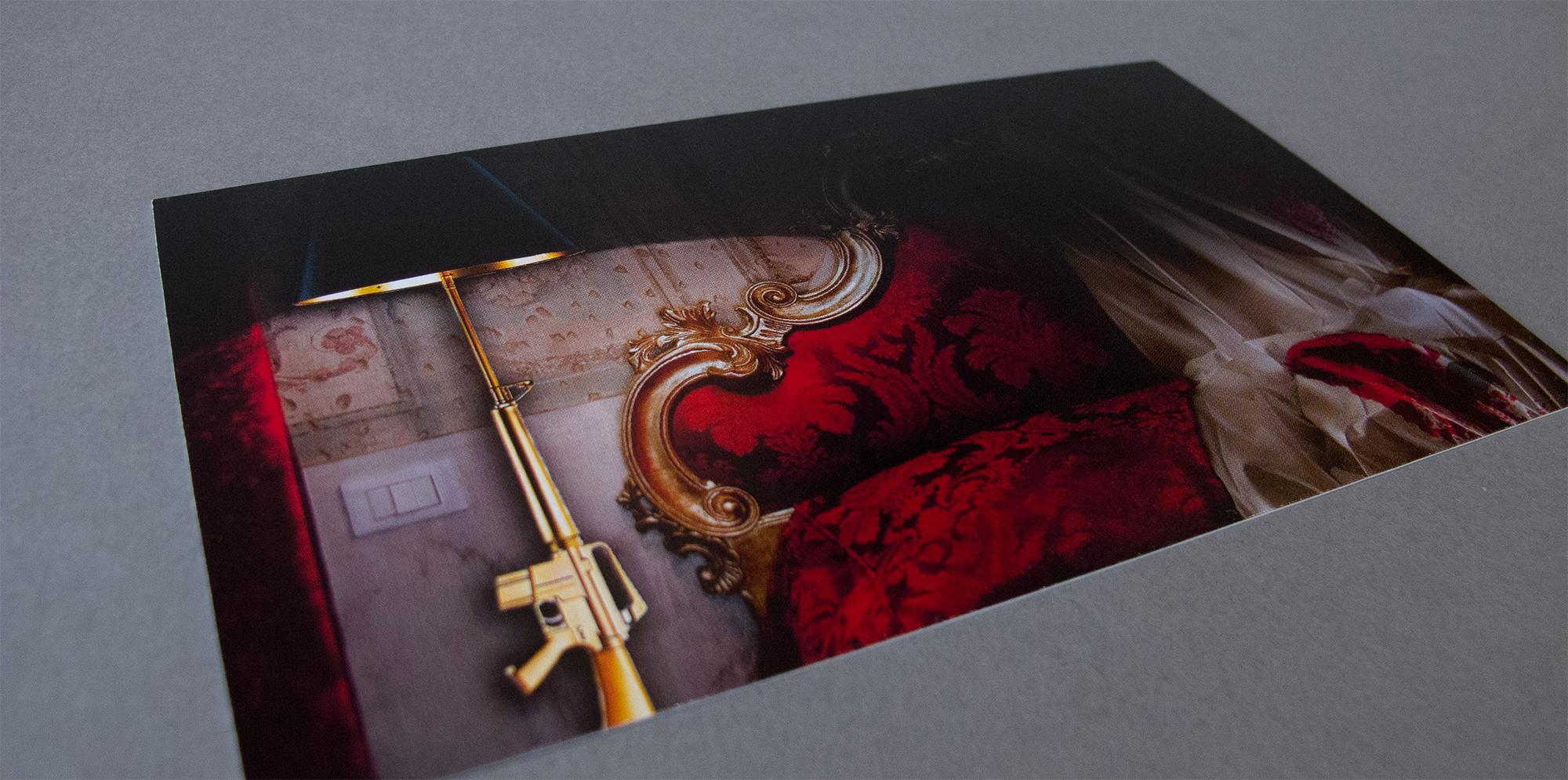 Postcards The Dark Side Of Design Philippe Stark