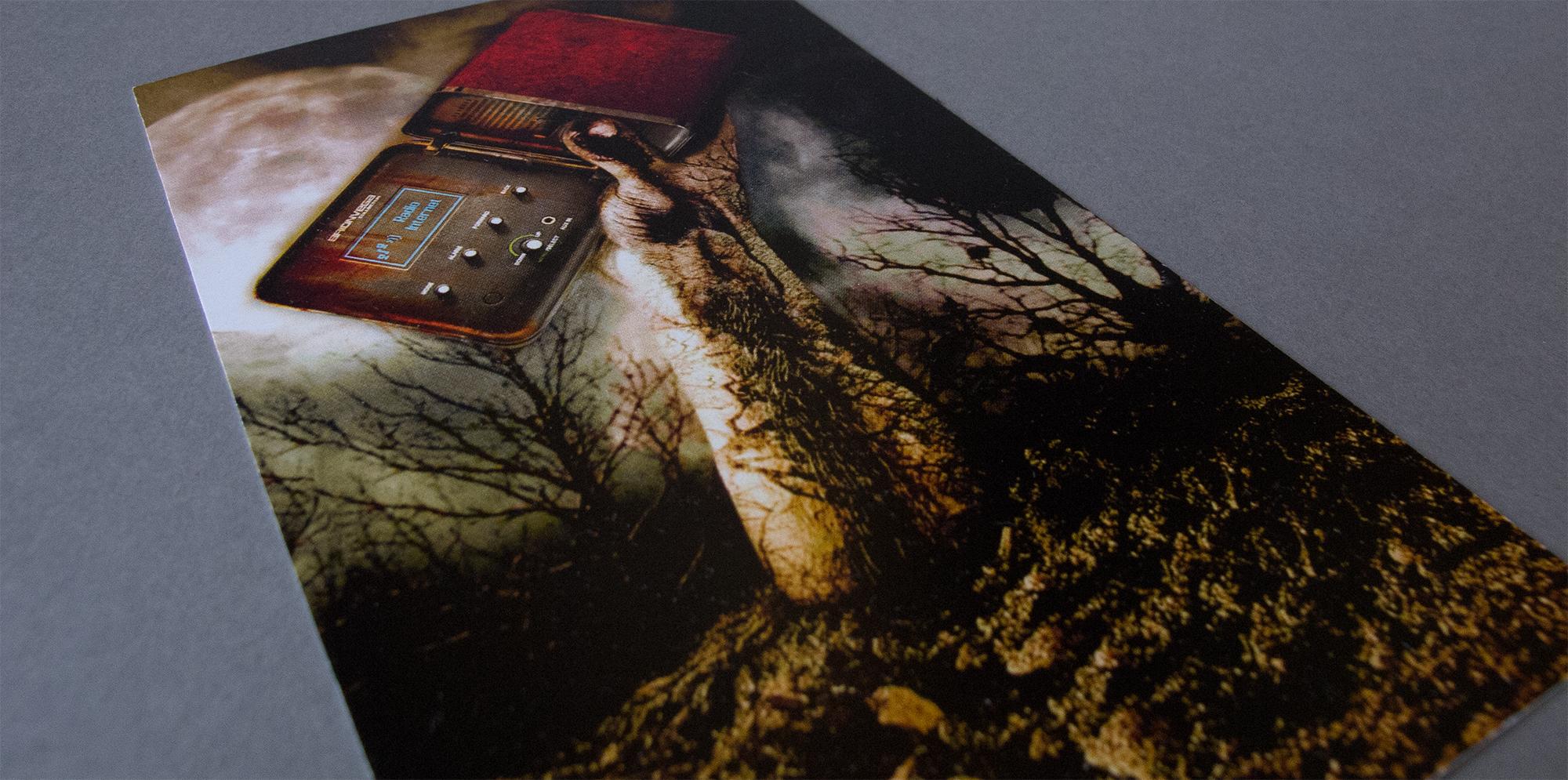 Postcards The Dark Side Of Design Zanuso