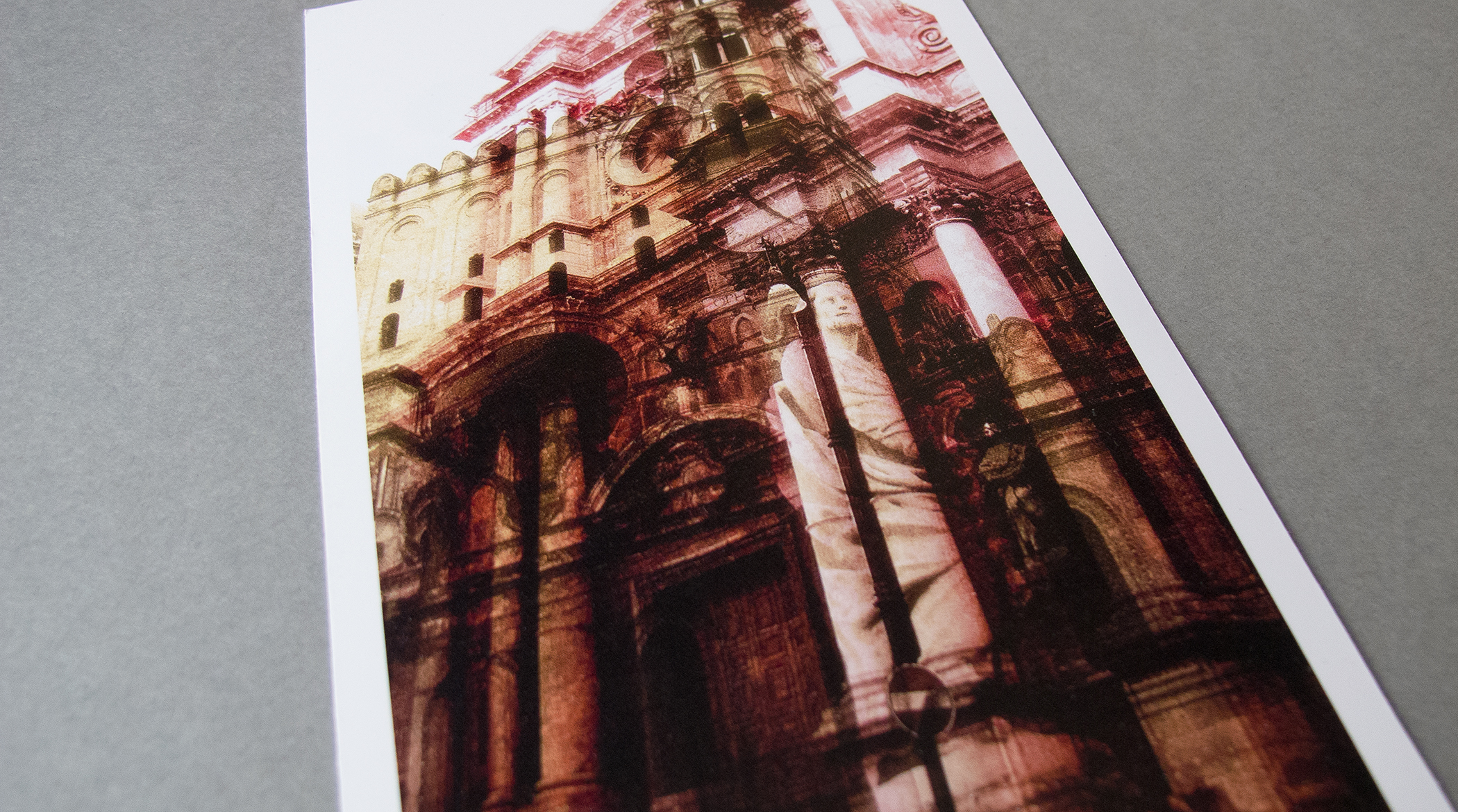 To Communicate Palermo The Stratified Essence Experiment St Anna Church Cathedral
